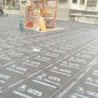 贵州防水卷材施工