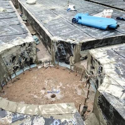 贵州防水工程实景