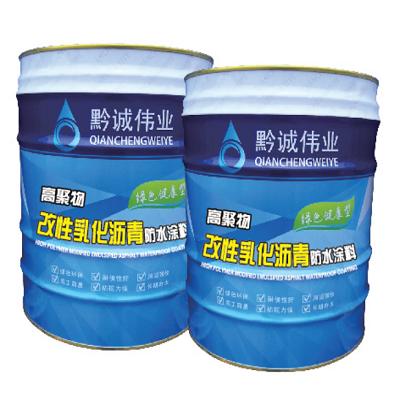 SBS/APP高聚物改性乳化沥青防水涂料